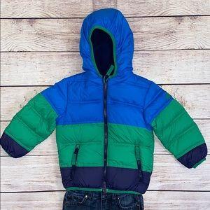 Snozu Down Jacket